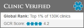 GCR score widget