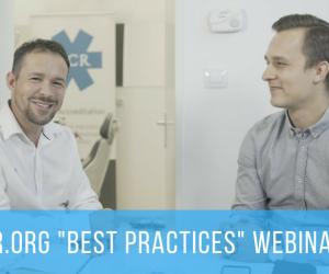 "GCR Webinar 1: ""Best Medical Practice"""