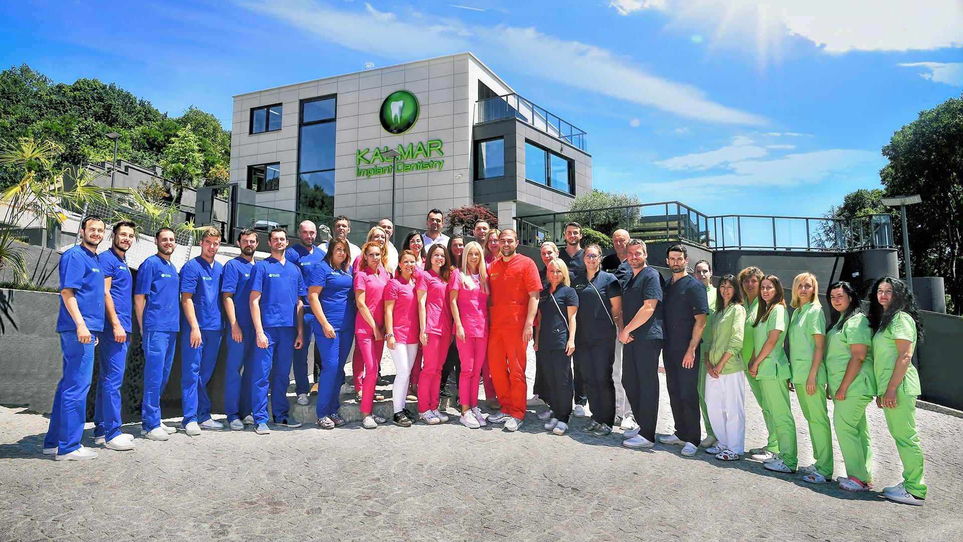 CROATIA: Kalmar Implant Dentistry – GCR™ Internationally Accredited