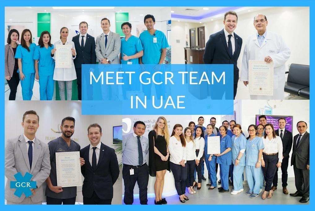 UAE: Top Medical Clinics Visit Report